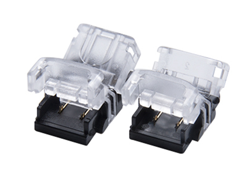 Single Color 10mm (240LED) IP20 Hippo-M Snap Connector