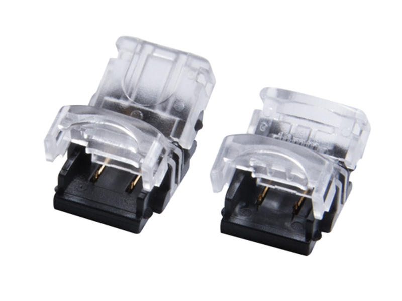 Single Color 10mm IP65 LED Hippo-M Snap Connector