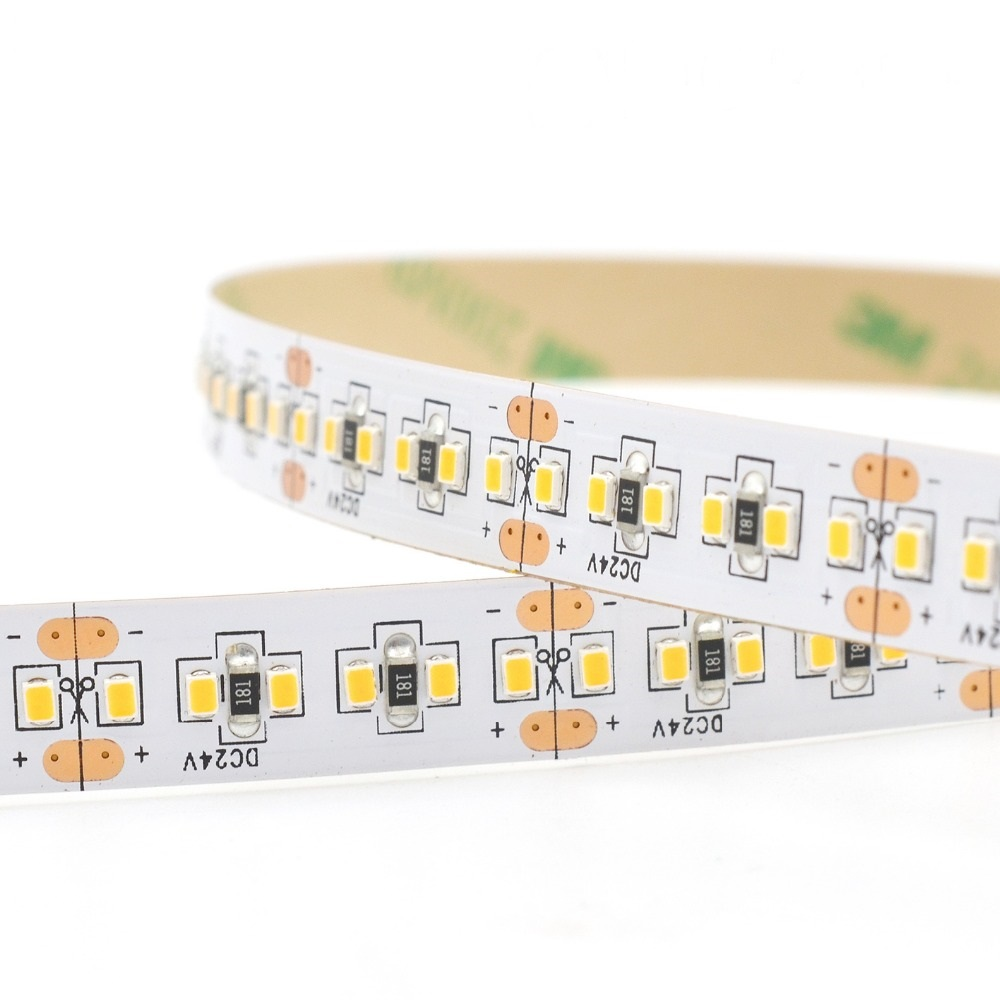 SMD2216 CRI90 95 LED strip 72 pcs per foot