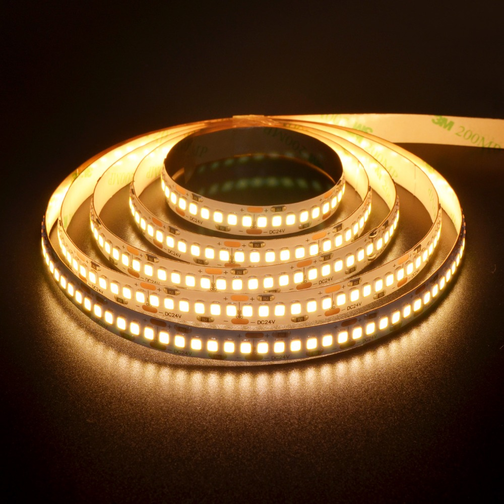 SMD 2835 led linear lights 72 pcs per foot